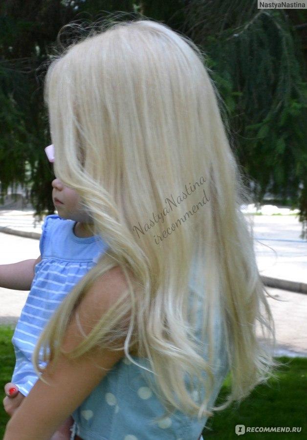 Маска для светлых волос рецепт