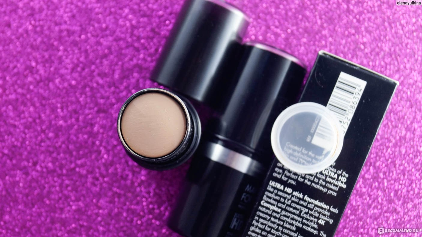 Makeup forever stick foundation