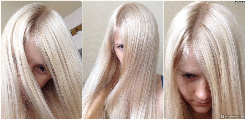 Как сделать блонд на фото