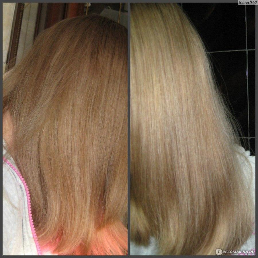 Как в домашних условиях убрать желтизну с окрашенных волос 42