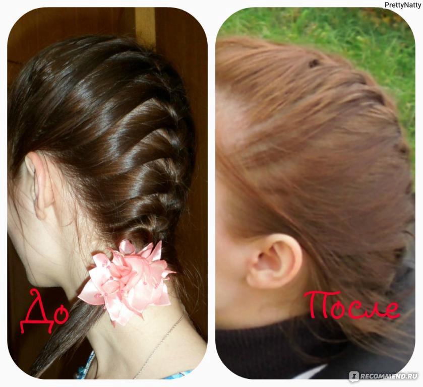 Отзывы осветление волос ромашкой