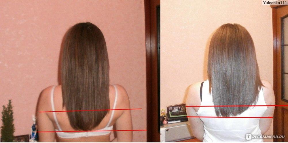 Четыре длины волос