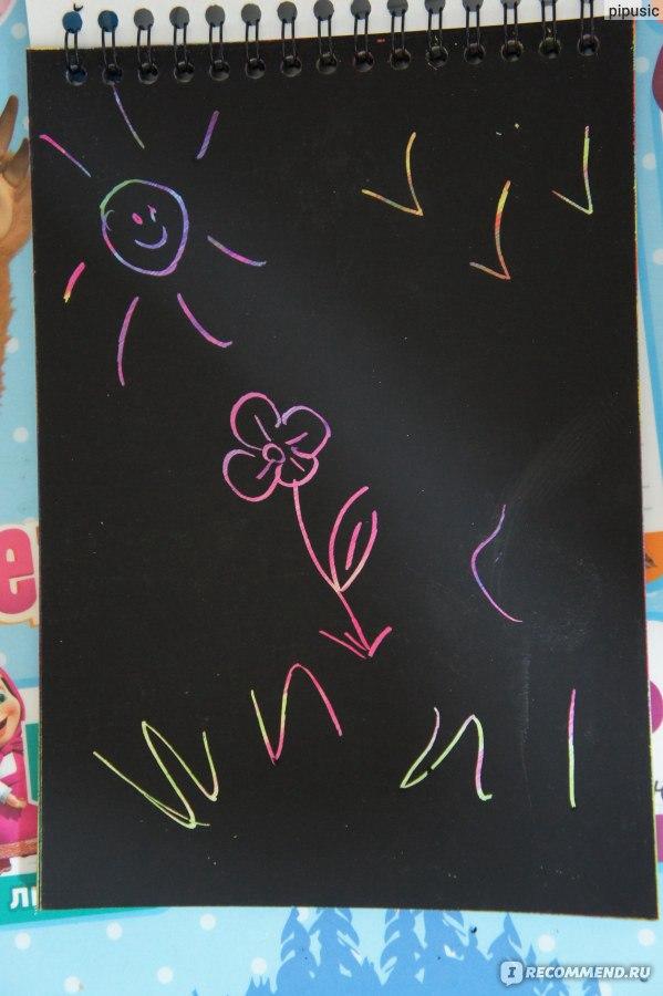 Рисунки для блокнота для создания гравюр