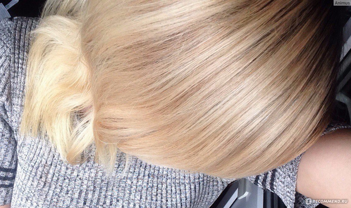 Go blonde