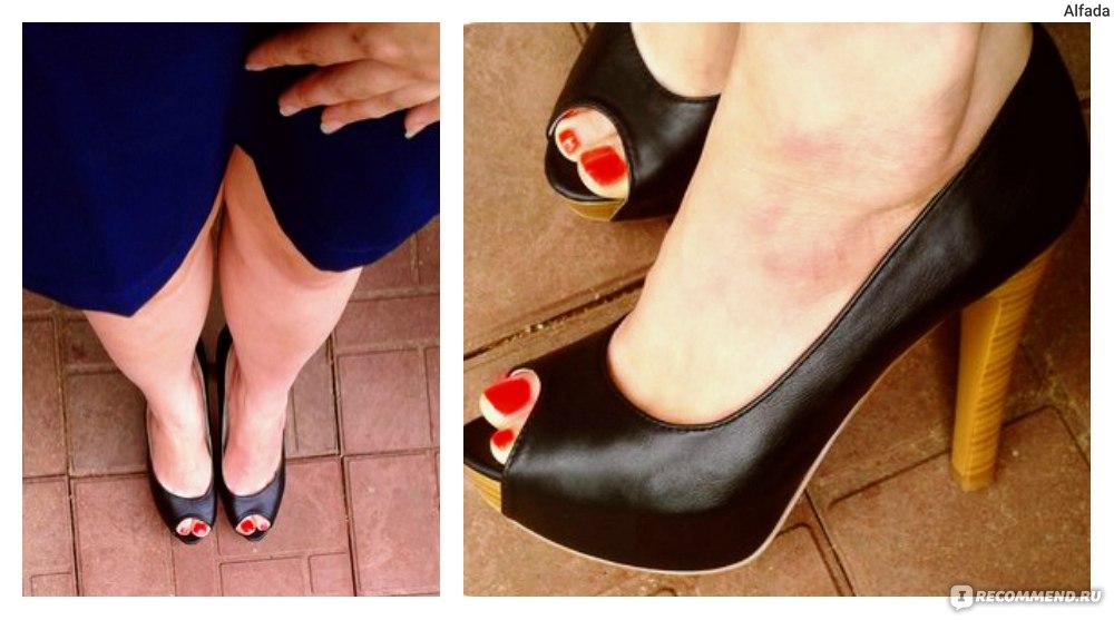 643b75ac9 Туфли женские Zenden 37Z13-3227S - «Летние туфли на высоком каблуке ...