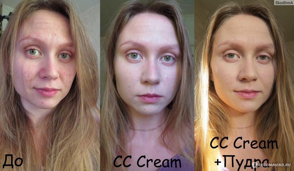 Как сделать тональный крем потемнее