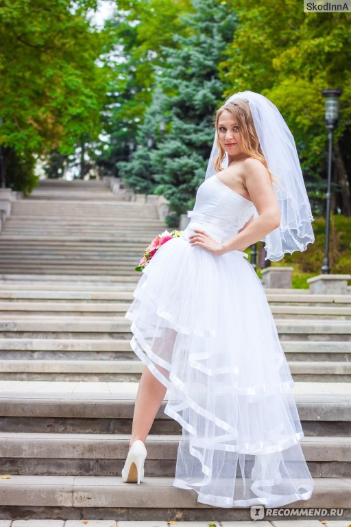 Отпарка Свадебного Платья