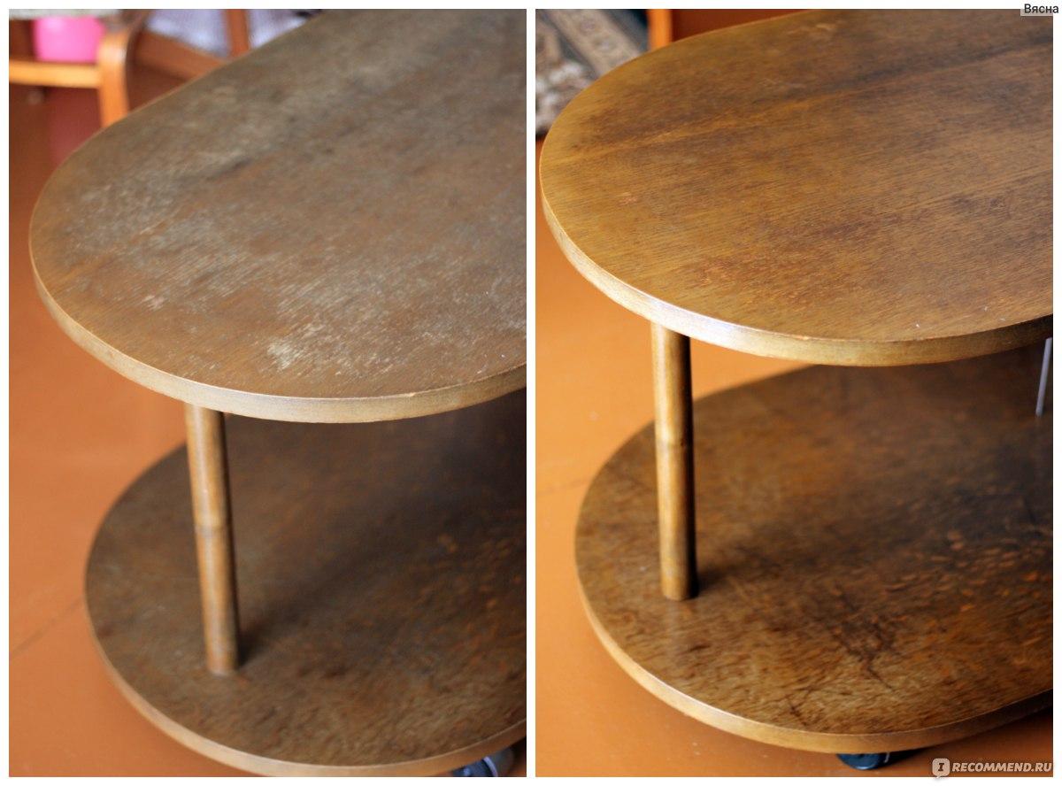 Как отреставрировать старый стол своими руками: декор и декор 6