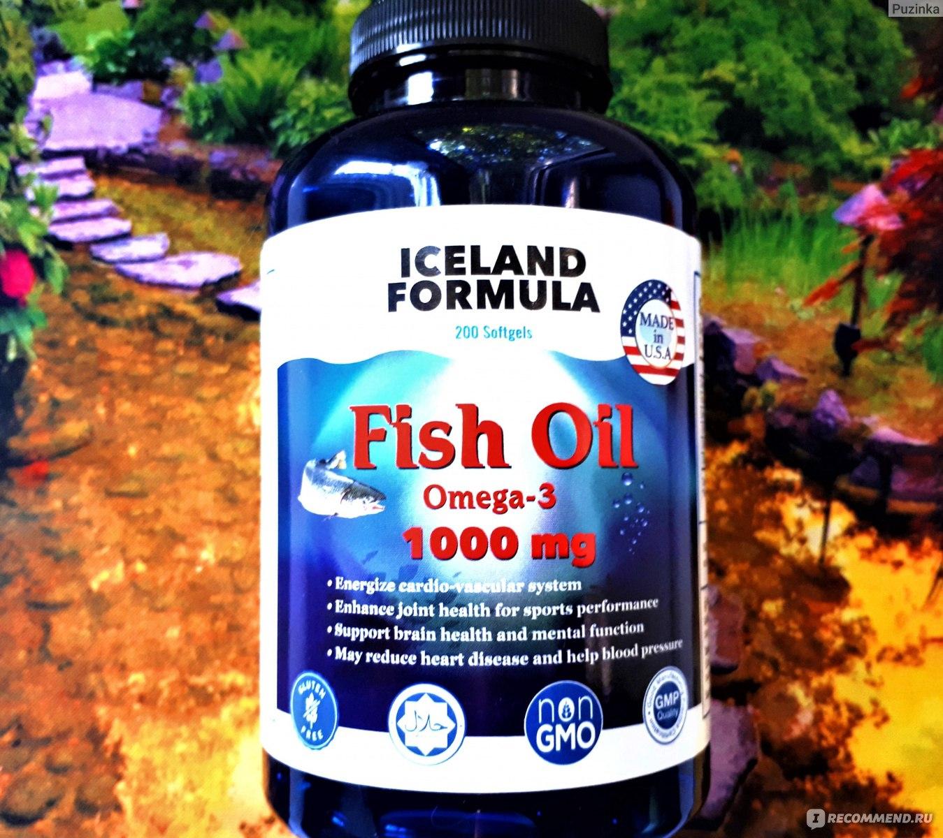 Чем полезен рыбий жир для женщин, мужчин и детей Как его принимать