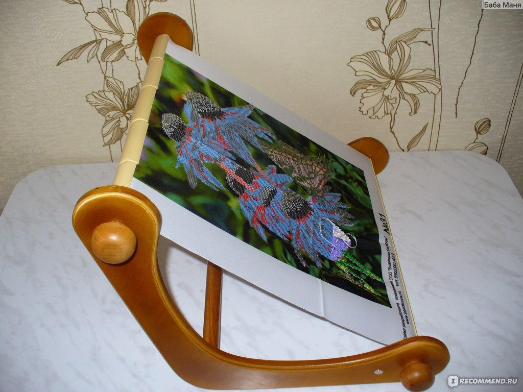 Рамка для вышивания бисером своими руками