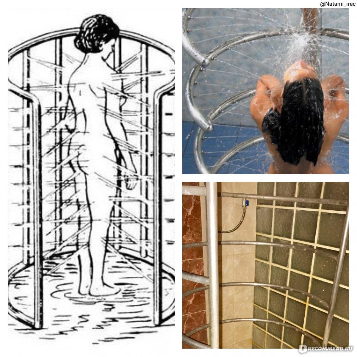 Душ Шарко: показания и противопоказания, отзывы. Как помогает циркулярный душ при похудении