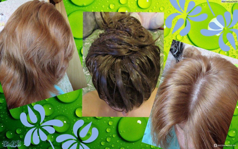 Цветная краска для волос которая смывается через неделю