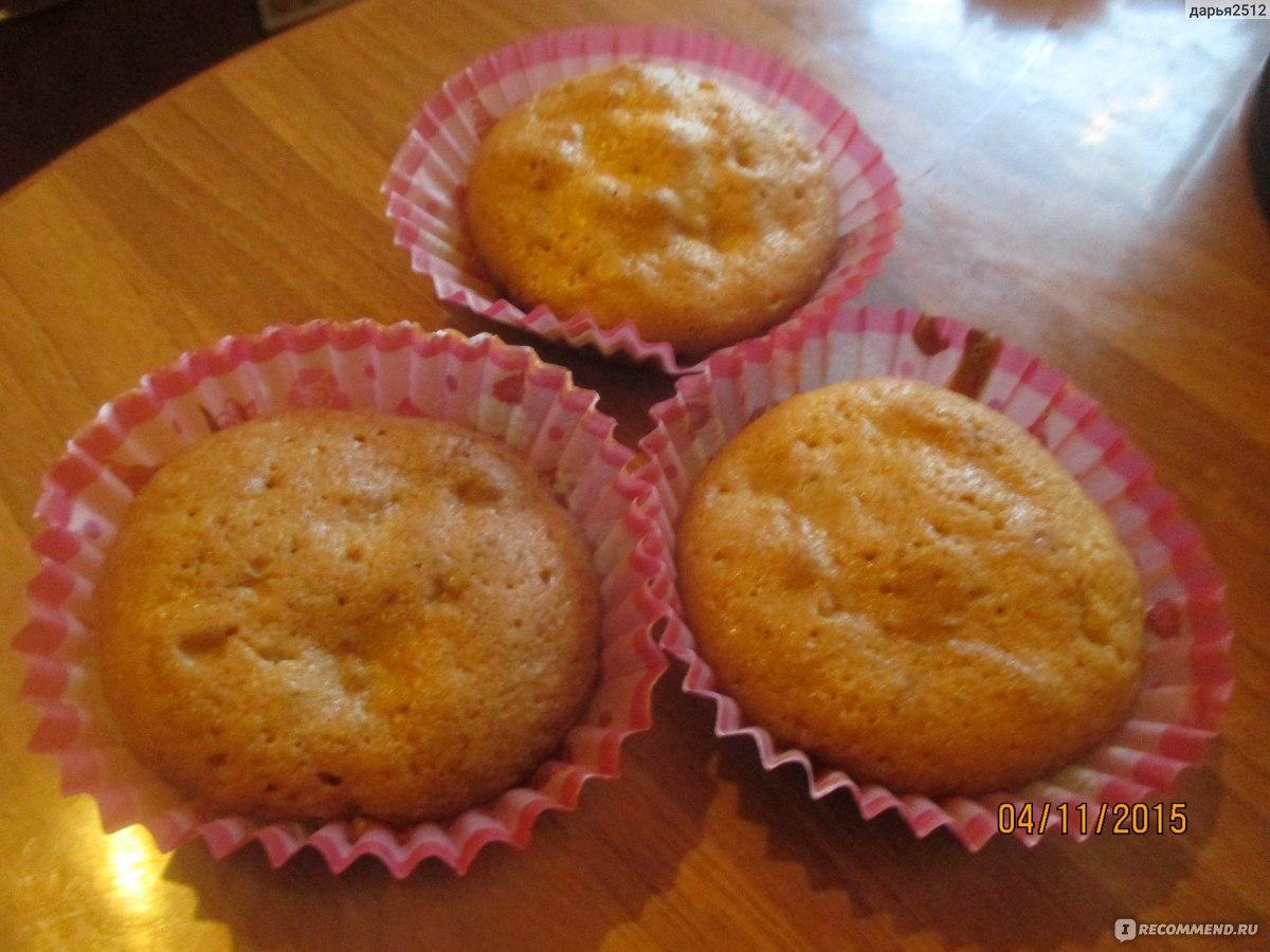 Кексы рецепты простые в формочках с фото пошагово