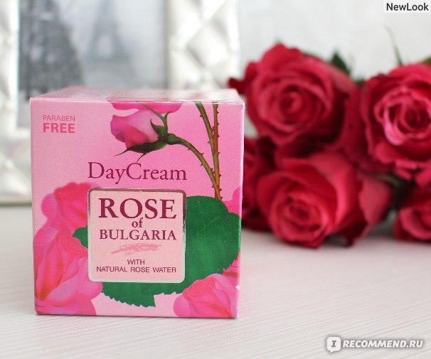 крем для лица болгарская роза