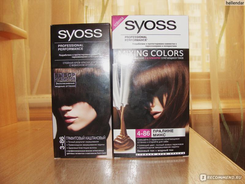 Цвет волос пралине