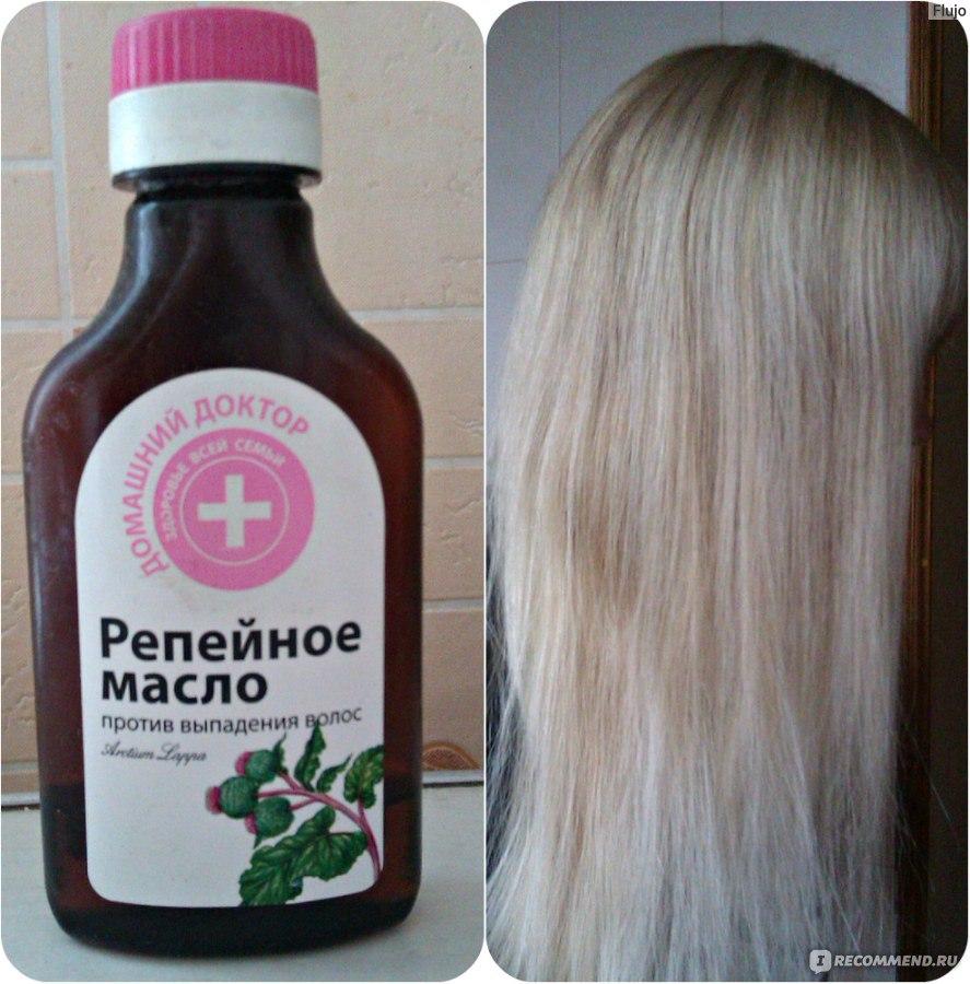 Сметана и мед масла для волос