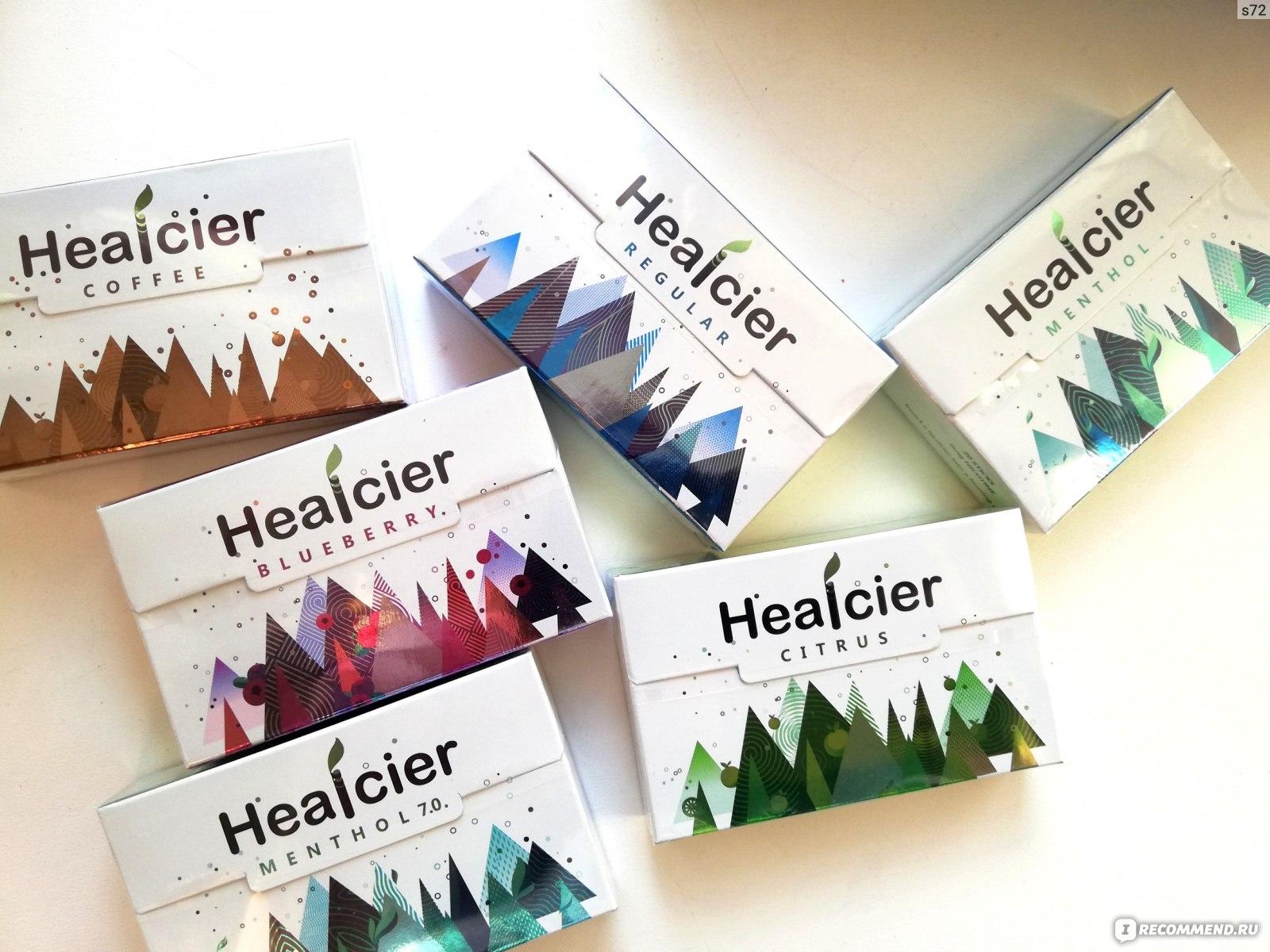 Табачные стики для iqos healcier menthol безникотиновые купить жидкости для электронных сигарет 100 мл купить дешево