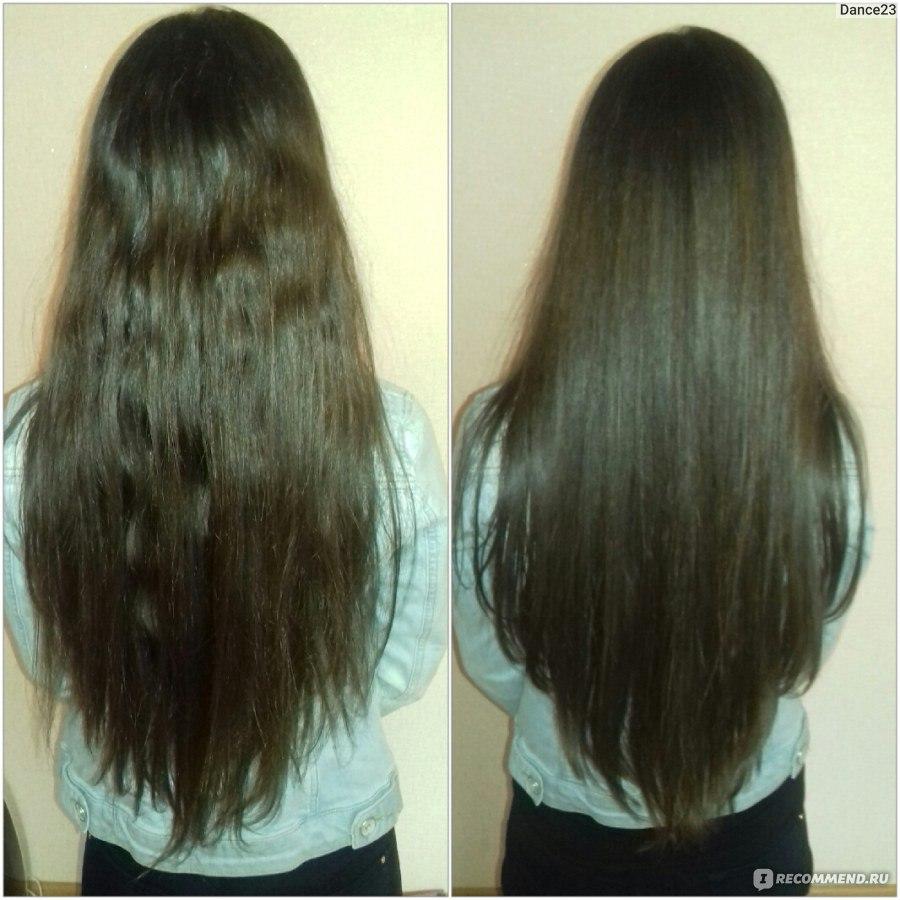 длина волос в 3 года