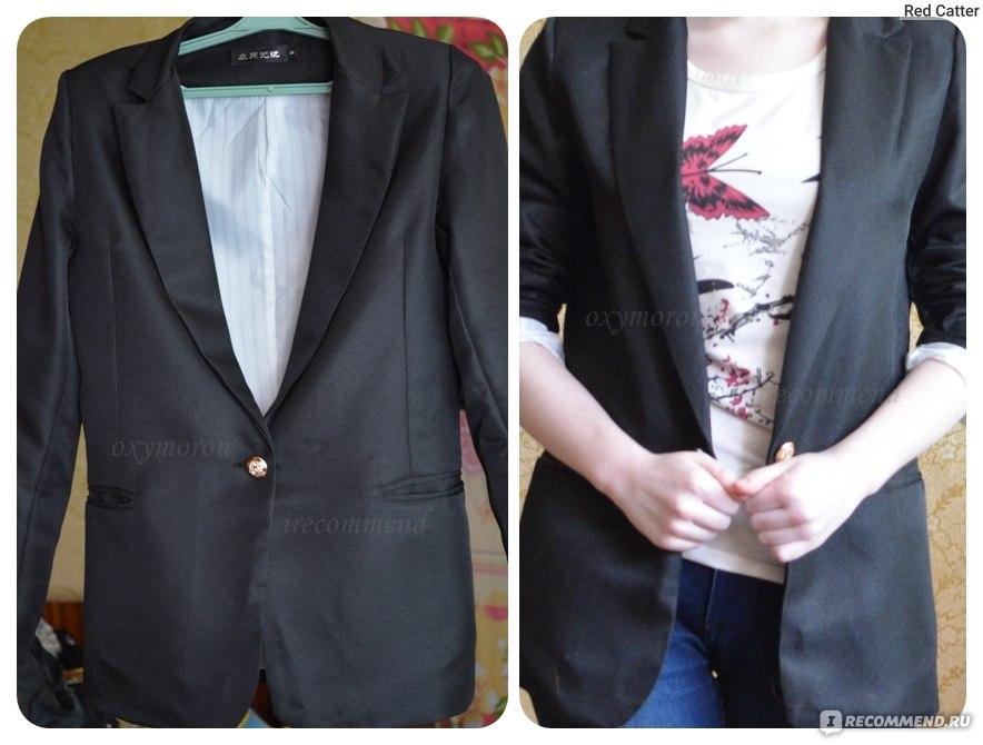 Как пиджак сделать на размер больше