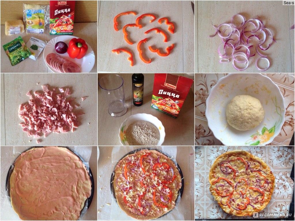 Бутерброды в домашних условиях рецепт