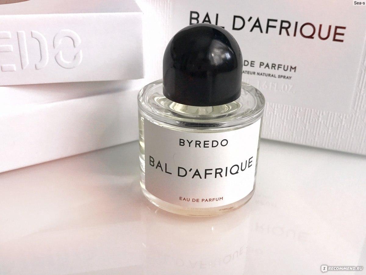 byredo bal d afrique для волос спрей отзывы