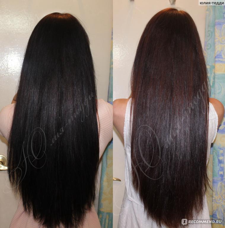 Шампунь который смывает краску с волос