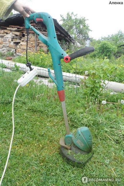 Садовый триммер бензиновый Bosch