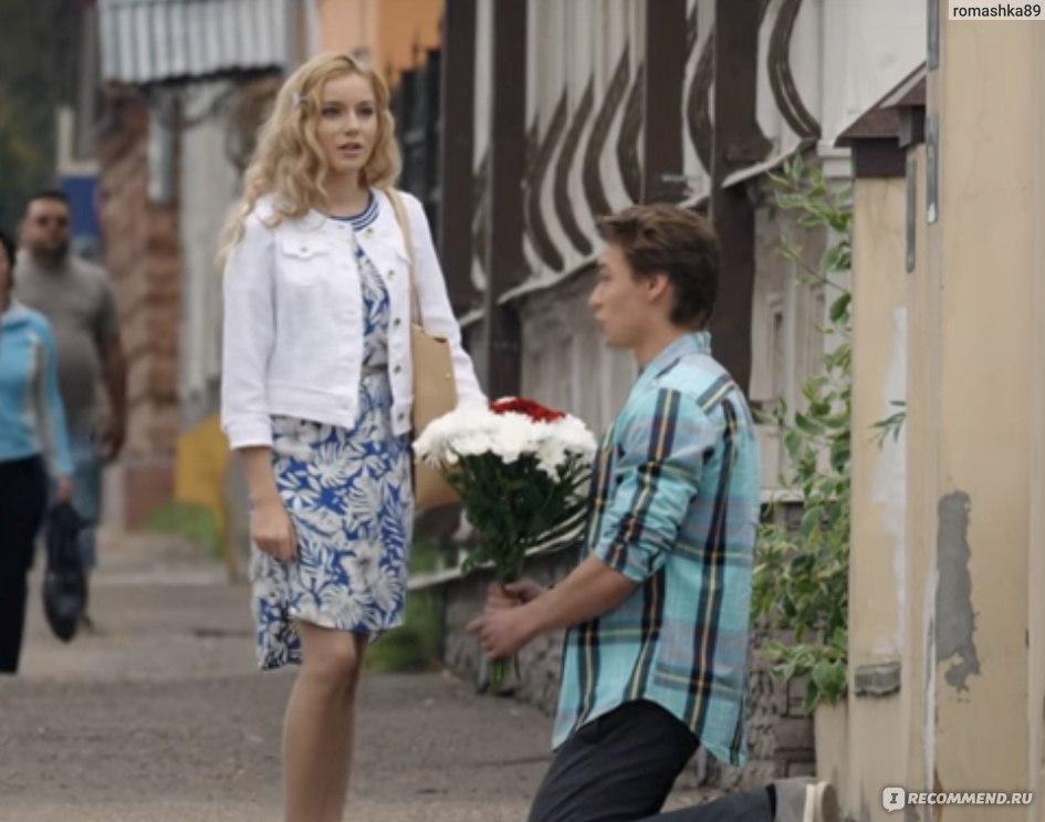 Кадры из фильма 11 серия миндальный привкус любви