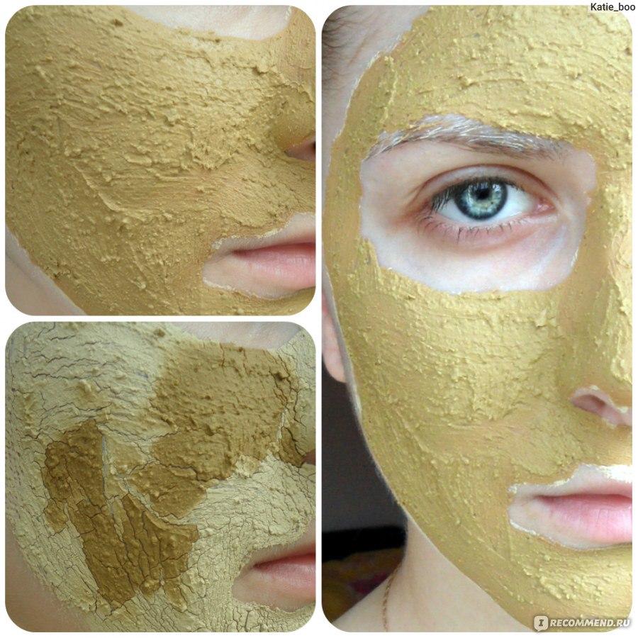 Косметические маски для лица в домашних условиях из глины и
