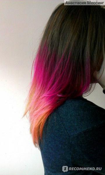 ФОТО) Estel Professional essex Fashion (1 розовый и 2 лиловый) .