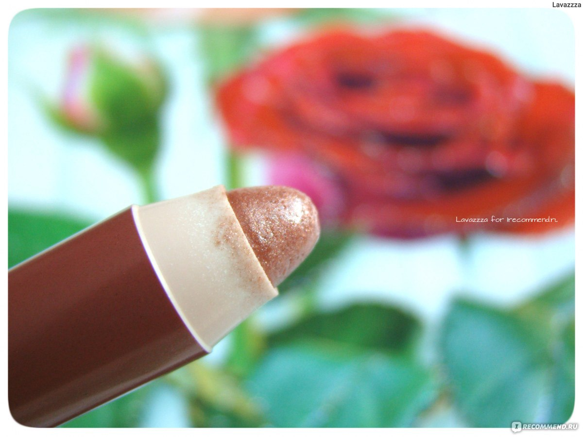 глянцевая помада карандаш от эйвон
