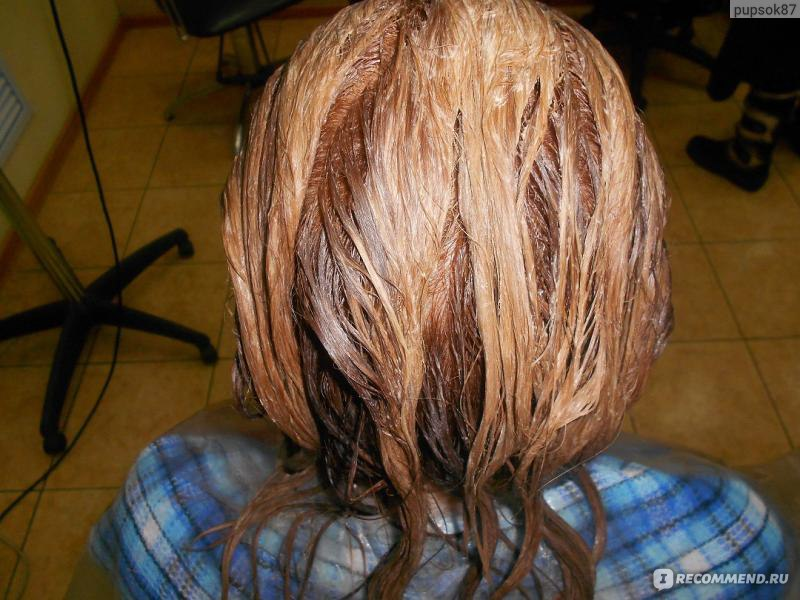 краска игора отзывы для седых волос
