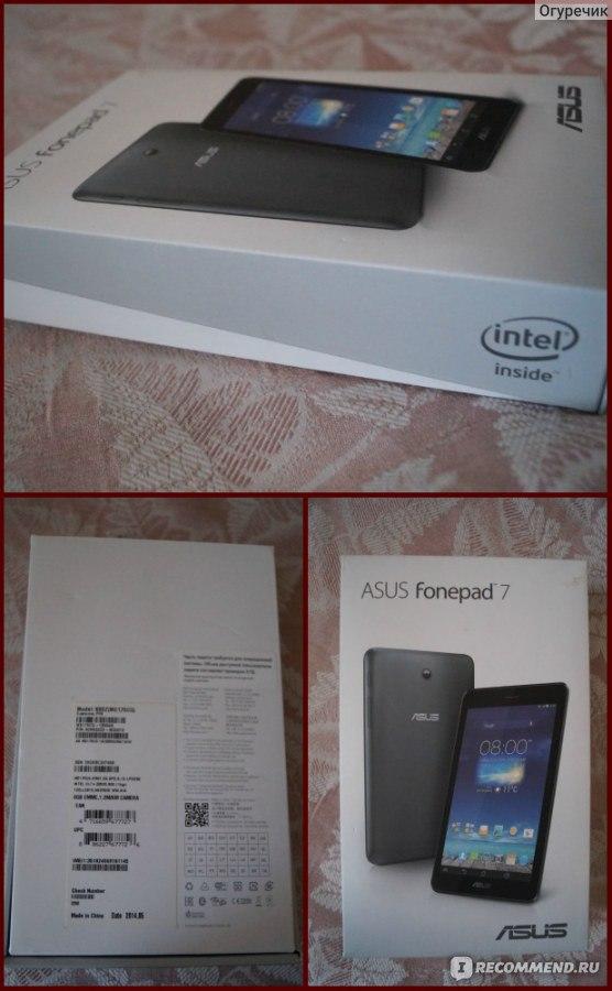 Планшет ASUS Fonepad 7 K00Z (ME175CG) - «Отличный планшет за