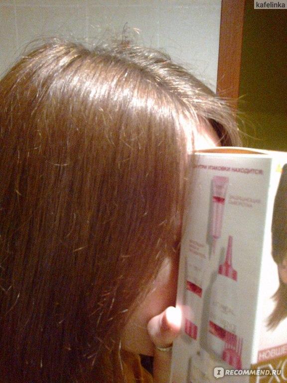Как вернуть русый цвет волос