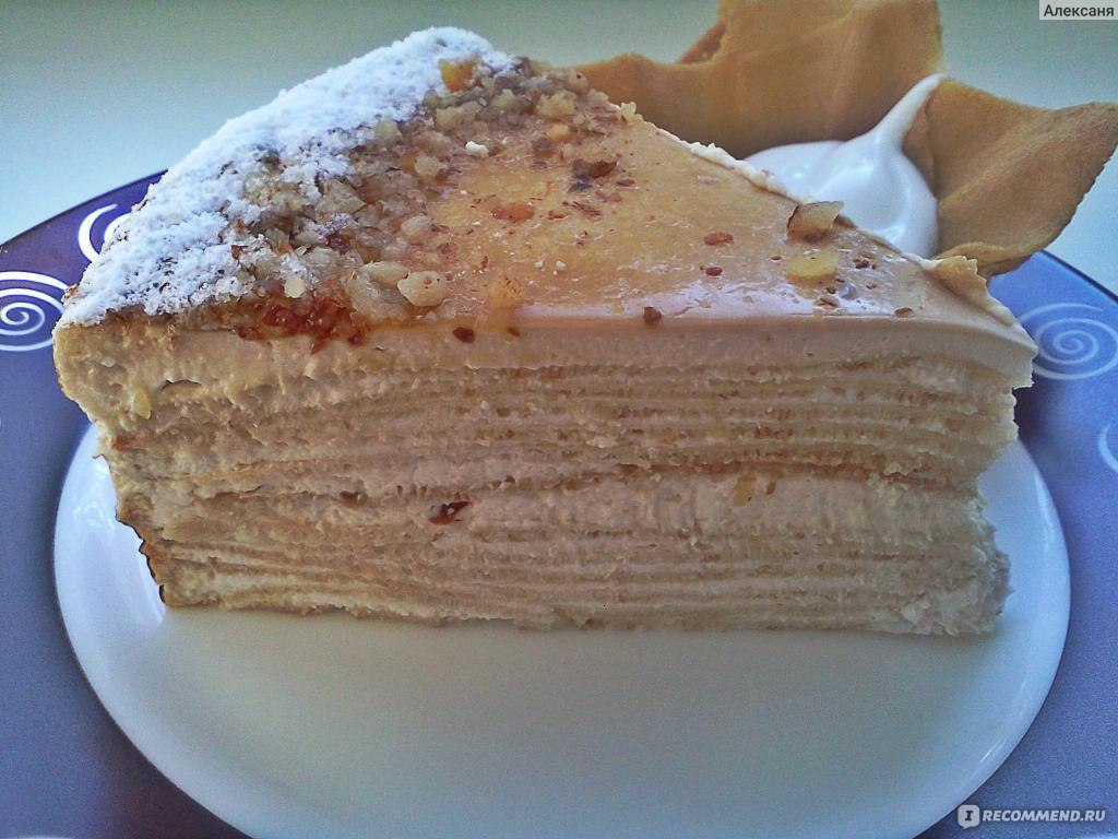 Французский торт рецепт с фото