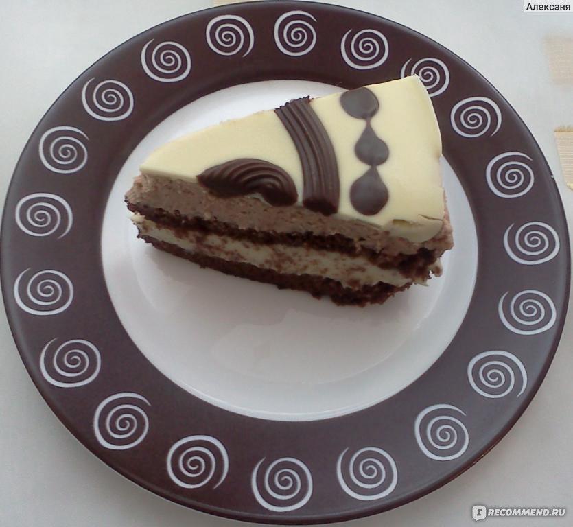 торт три шоколада мирель рецепт с фото первую очередь