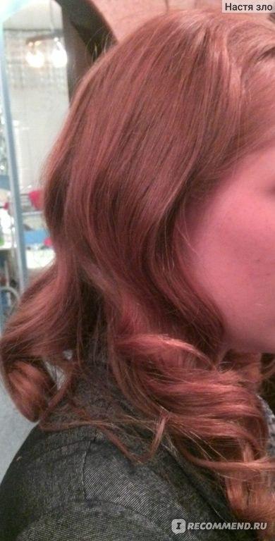 химическая завивка волос локоны на средние волосы отзывы фото