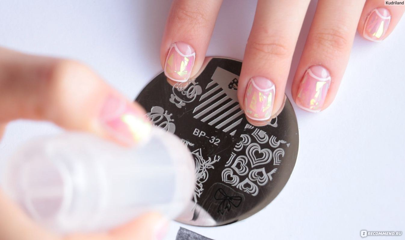 Как пользоваться штампом для ногтей с алиэкспресс
