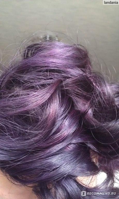 оттенок 4 фиалковый или как стать фиолетовой) оттенок 2 фуксия или как стат
