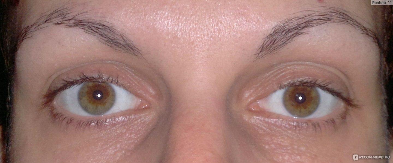 Как наносит маски на кожу вокруг глаз