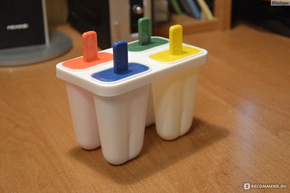 Как сделать формы для мороженого своими руками 58