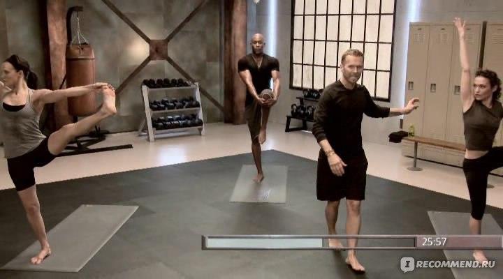 программа йоги для похудения