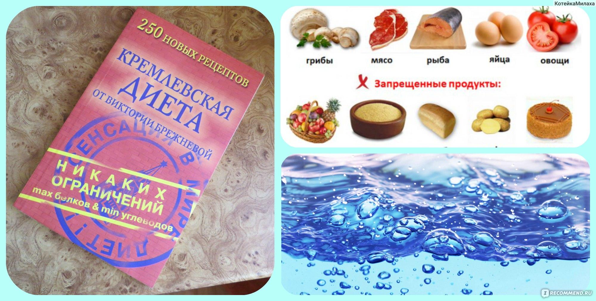 Электронная версия книги кремлевская диета