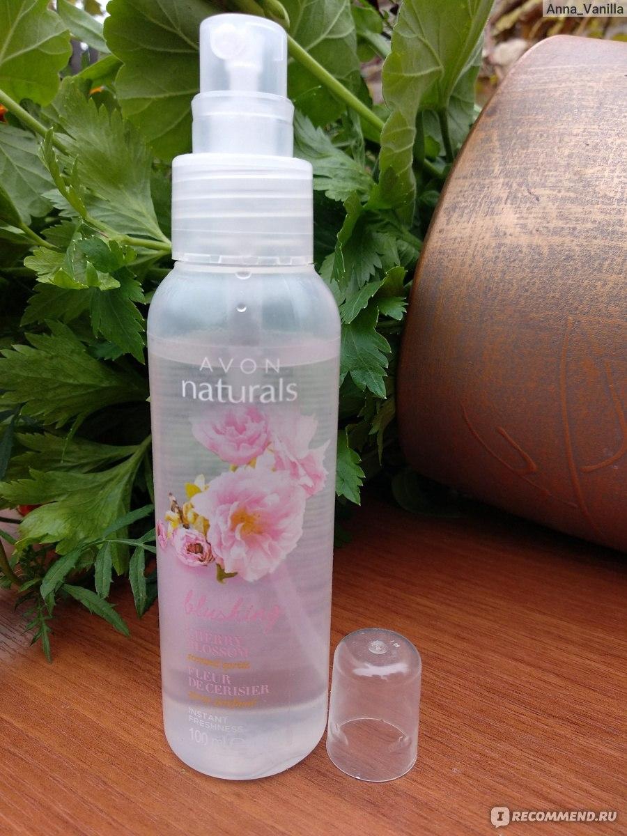 Avon лосьон спрей для тела цветущая сакура косметика эйвон вред