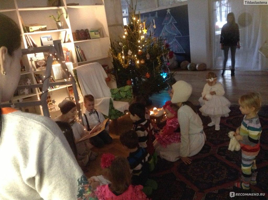 Детский центр «Зеленая школа» в Москве: фото