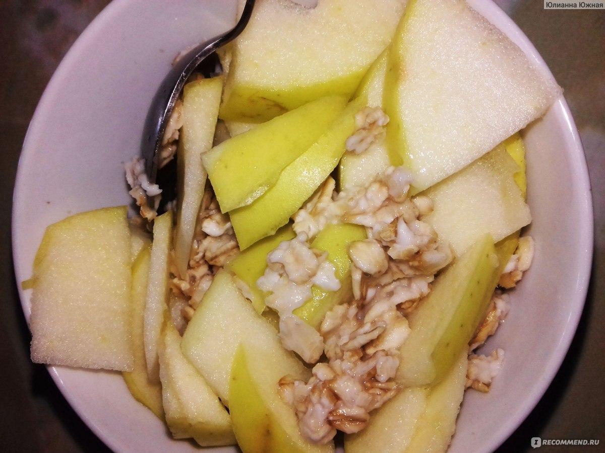 Овсяная диета для похудения — отзывы, результаты, рецепты