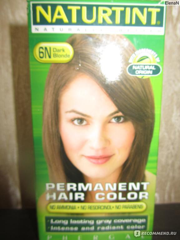 Краска для волос iherb
