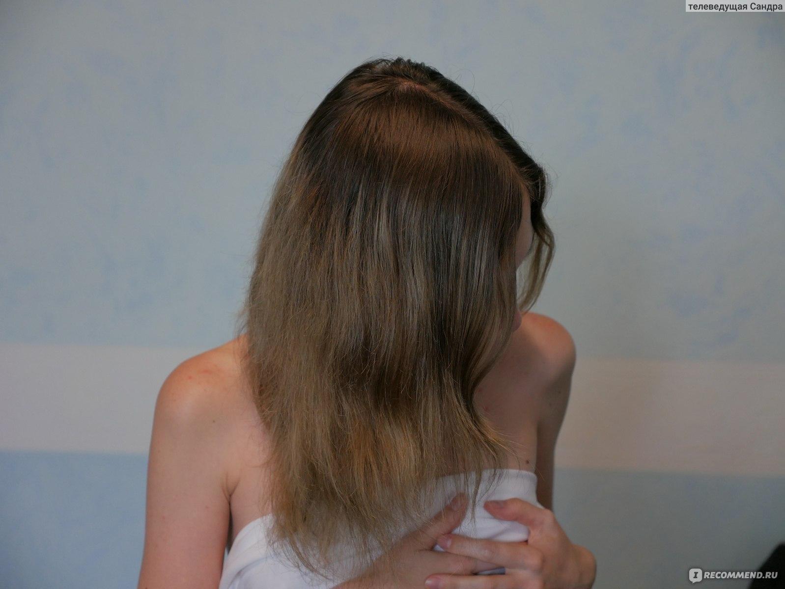 Спрей для волос от термического воздействия