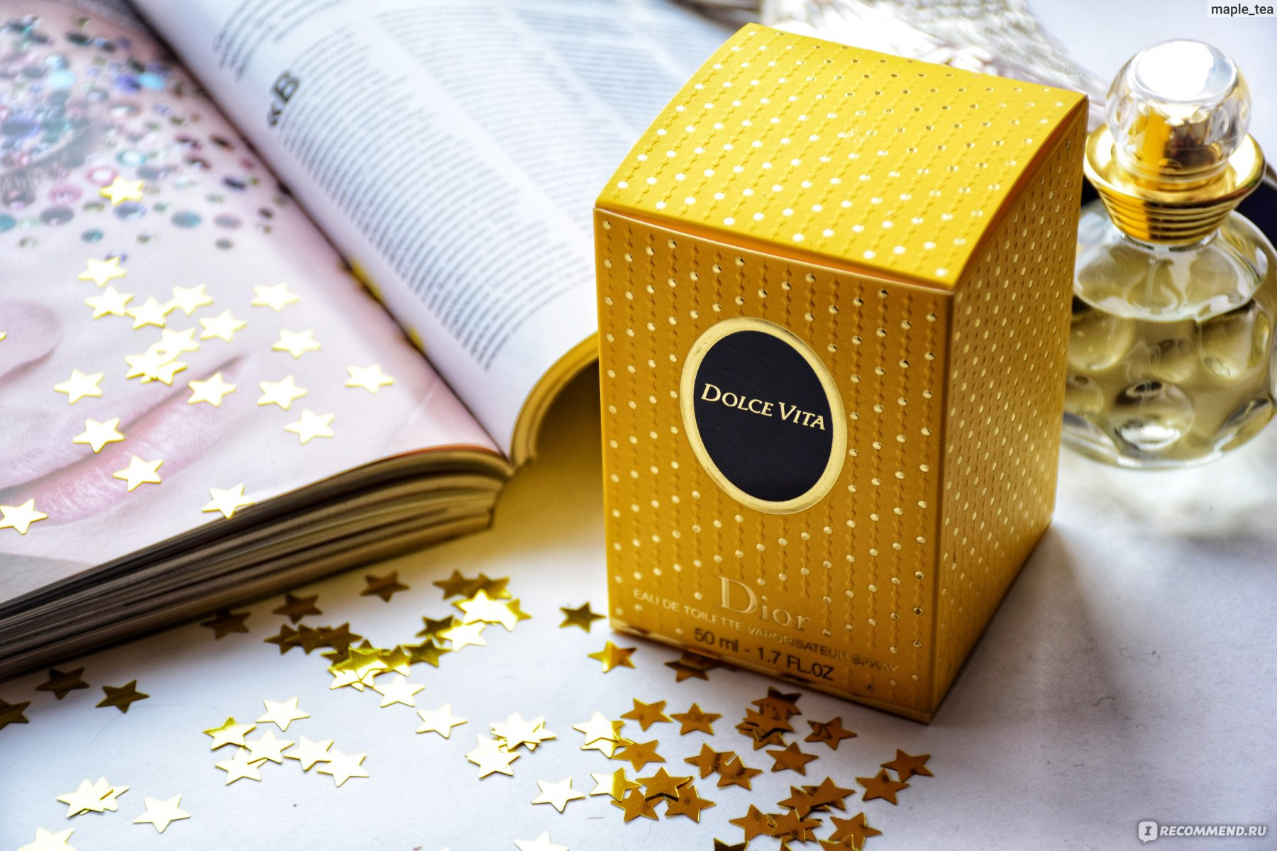 Dior Dolce Vita Dolce Vita золото инков от Dior