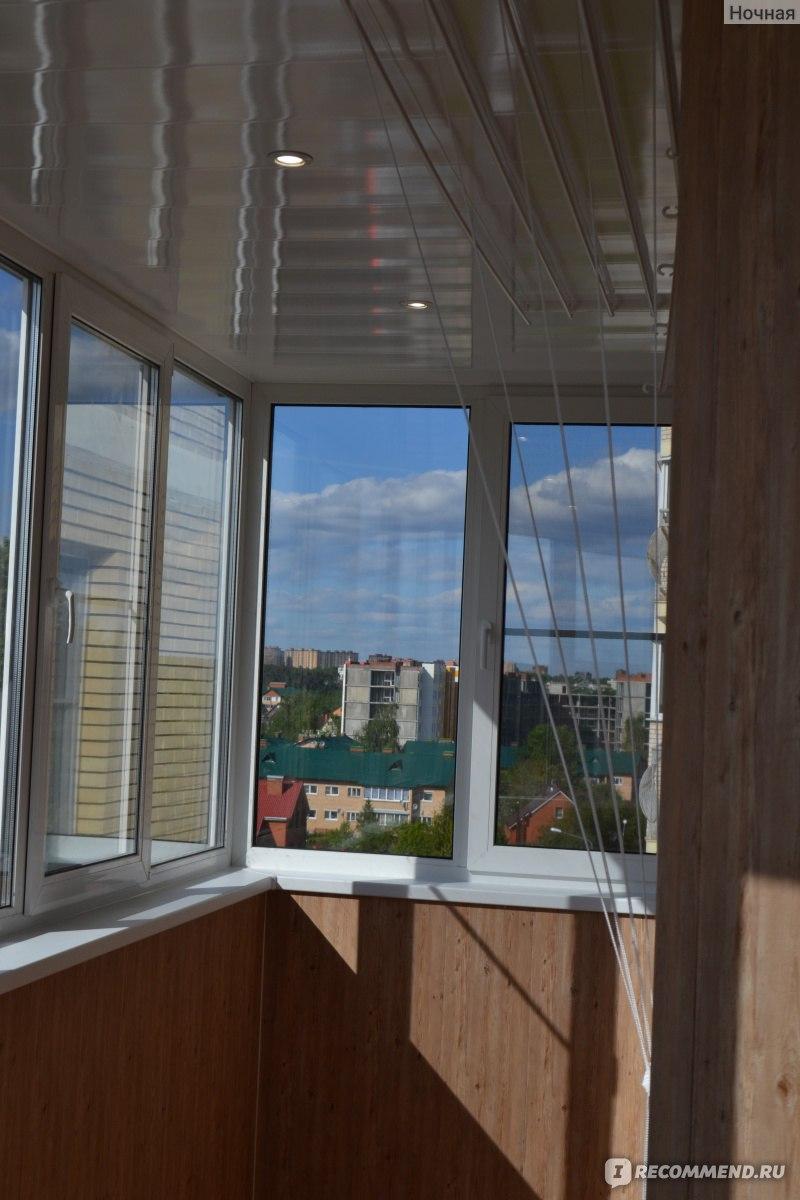 """Ооо """"окна-строй"""" - """"качественное остекление балкона"""" отзывы ."""